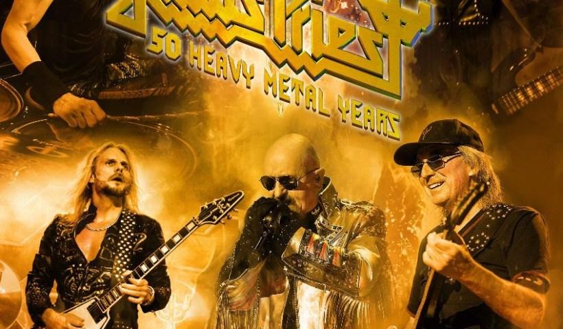 Judas Priest Announce 50 Heavy Metal Years Tour 2020