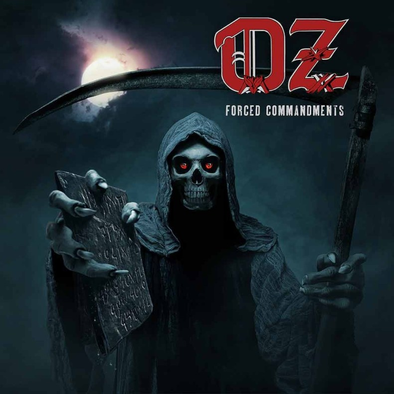 "Finnish Band Oz Release Their Best Album Yet With ""Forced Commandments"""