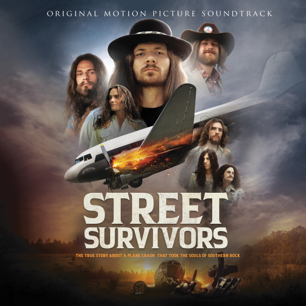 Official Soundtrack Revealed For The LYNYRD SKYNYRD Biopic, STREET SURVIVORS: The True Story of the Lynyrd Skynyrd Plane Crash