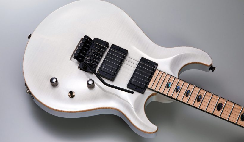 Caparison Guitars Announce Nick Hipa (As I Lay Dying) Signature Model