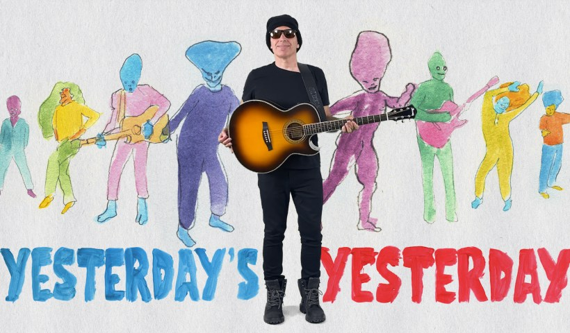 "Joe Satriani To Premiere New Video - ""Yesterday's Yesterday"" Tomorrow, July 30"
