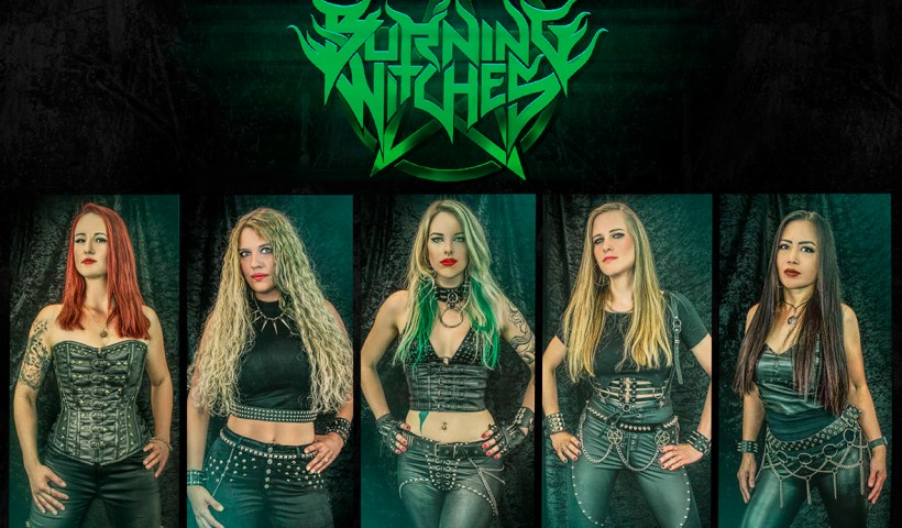 "Burning Witches Release New Single And Video ""Circle Of Five"""