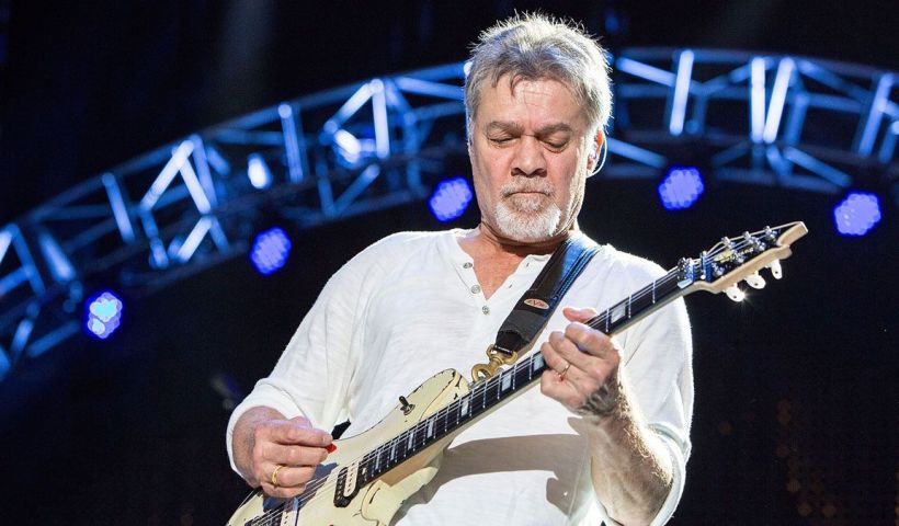Irving Azoff on Eddie Van Halen: 'Unqualified Genius, Loving Soul'