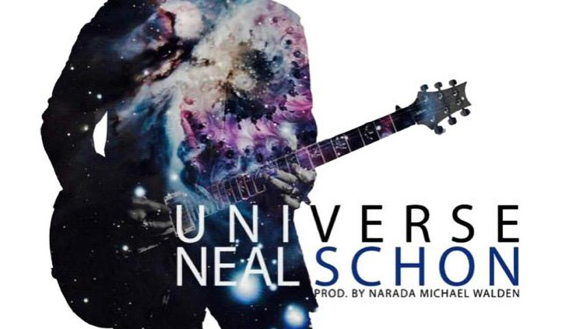 Journey's Neal Schon Releases New Solo Album, 'Universe'
