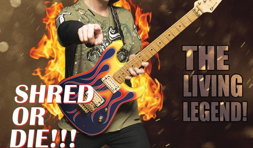 Chris Impellitteri Is One Of The Best Guitarists In Metal: Why Don't Other Sites Promote Him?