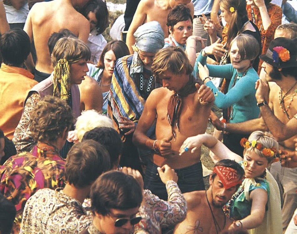 Image result for 1960s Hippies