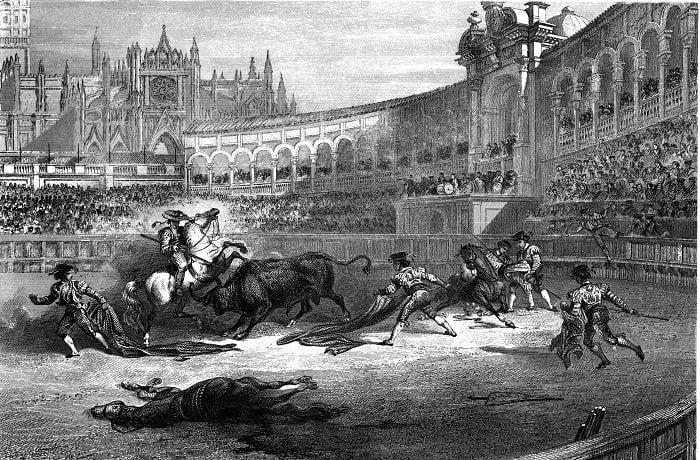 Legacy Of Bullfighting 1850