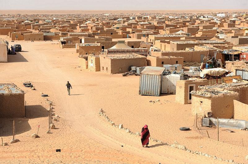República Democrática Árabe Sahrawi o Sahara Occidental. Cómo viajar a todos los países.