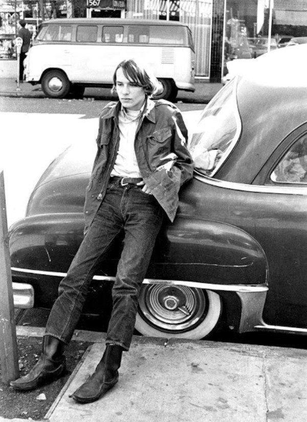 San Francisco 1960s Photos Car