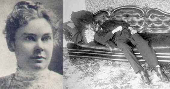 The Lizzie Borden Ax Murders That Shocked A Nation