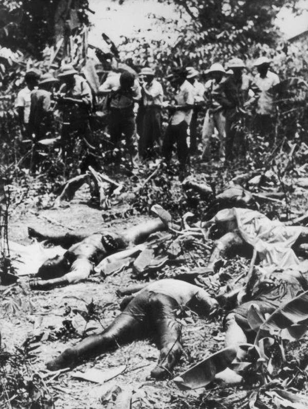 Khmer Rouge Killing Fields