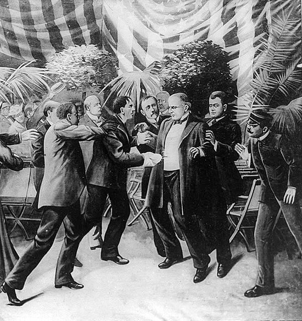 Mckinley Assassination Anarchists
