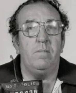 Paul Vario Mugshot