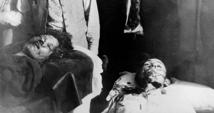 Bonnie And Clyde Death