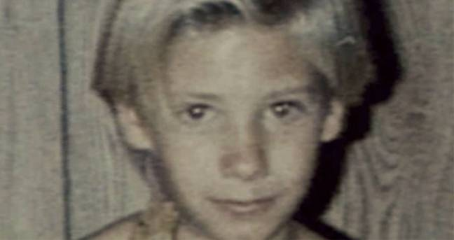 Young Nicholas Barclay