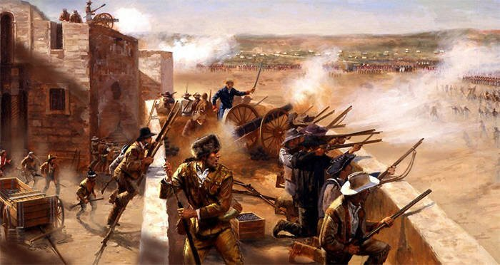 How The Battle Of The Alamo Turned The Tide In The Texas