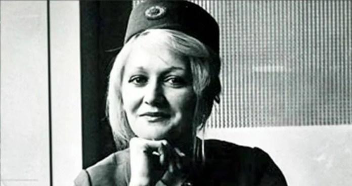 How Vesna Vulović Survived A 33,330 Feet Fall Out Of The Sky