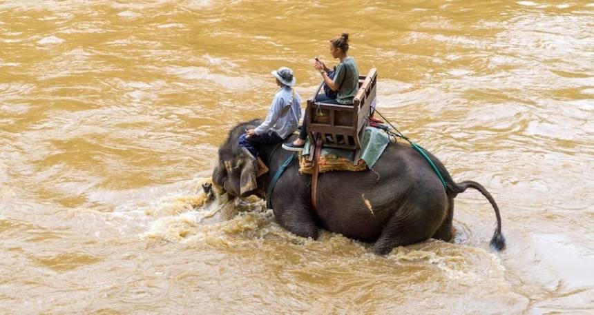 Turismo tailandese