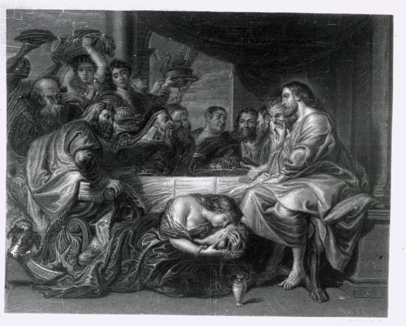 Gesù Unzione