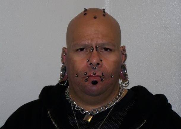 Horned Sex Offender Arturo Martinez Arrested For
