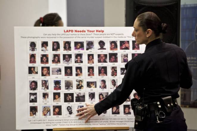 Victims Of The Grim Sleeper