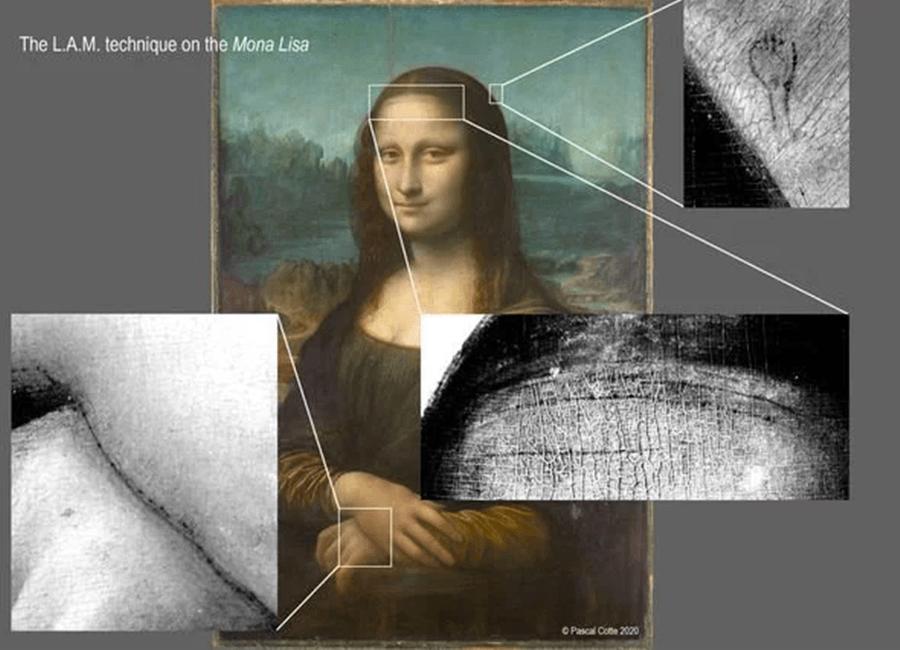 Mona Lisa Lam Scan