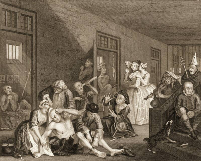 Patients At Bedlam
