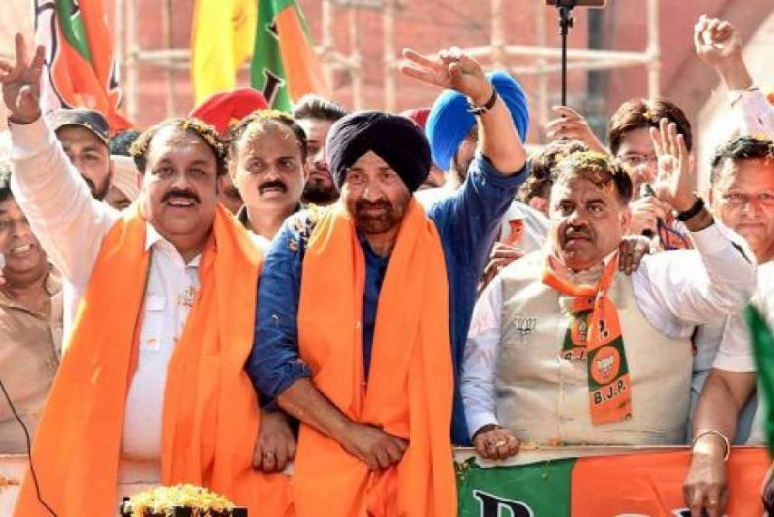 sunny deol outlook india