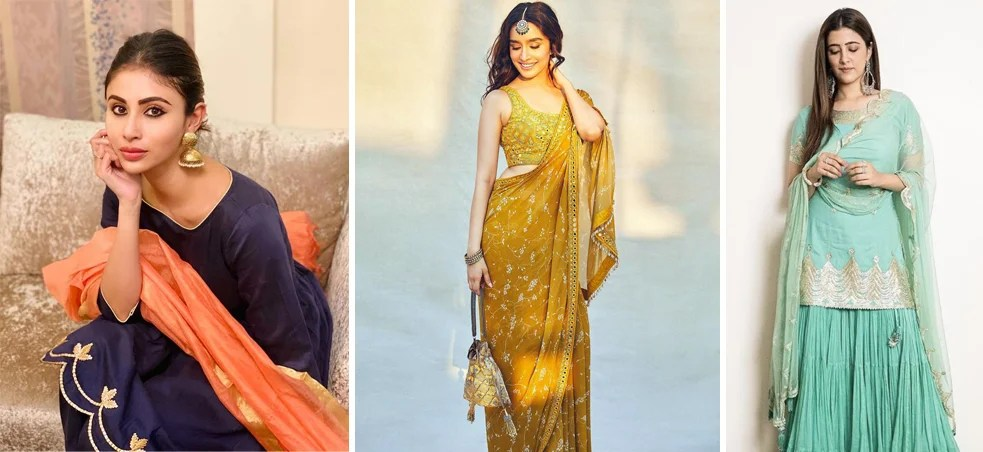 Diwali outfits