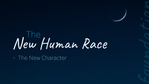 The New Human Race The New Character