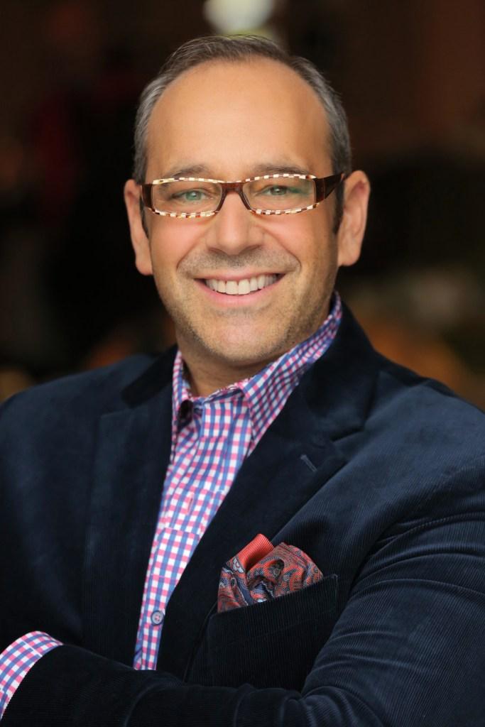 Jeffrey Selden, Managing Partner of Marcia Selden Catering