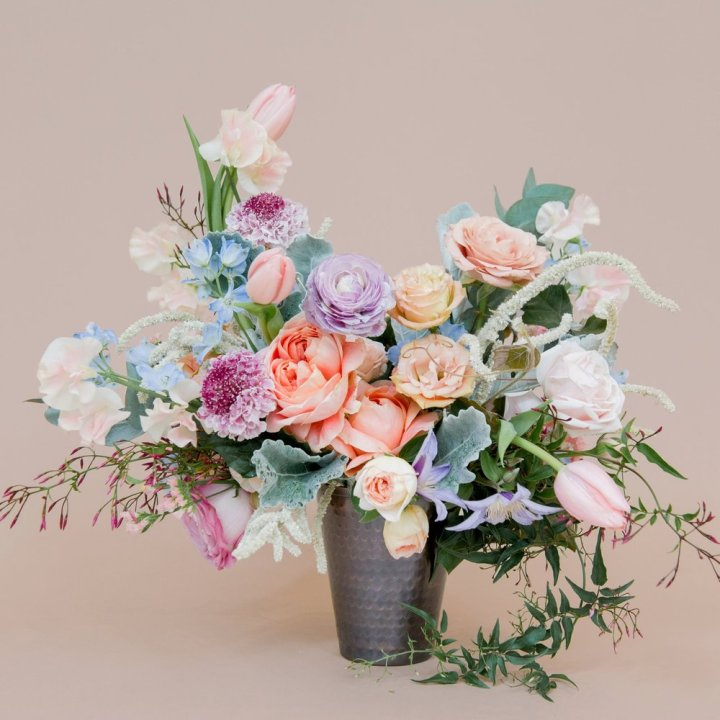 New York Florist, Flowers by Ahn, to Support this Valentine's Day