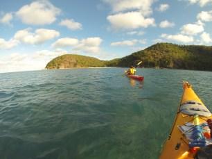 kayak whitsundays