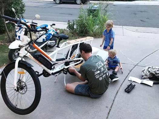 Rad Wagon Build