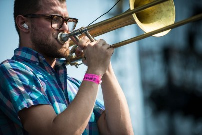 Lucky Chops at MPMF16