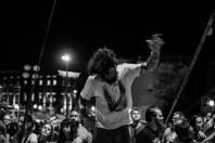 Dancer at Wolf Parade at MPMF16