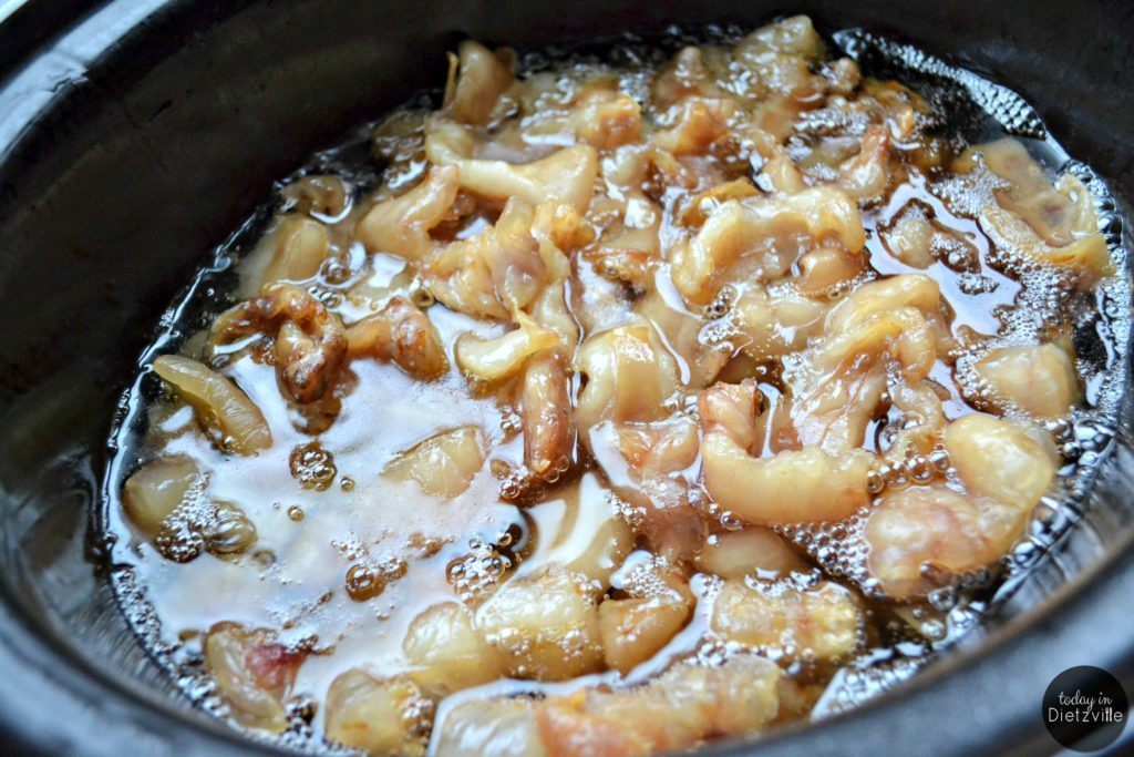 How to Render Lard in a Crock Pot | Lard is a perfect fat in so many ways. Its high smoke point makes it an excellent choice for frying. Its large fat molecules give pastries and pie crusts a beautiful, flaky texture. My favorite reason to use lard? It's super high in Vitamin D! It's time to bring back the age-old tradition of rendering fat in our kitchens! Here's how to render lard in your crockpot. | AllTheNourishingThings.com