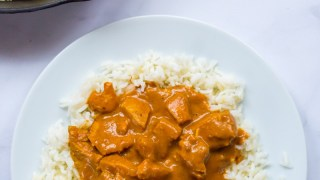 Instant Pot Chicken Tikka Masala (paleo, keto, Whole30)
