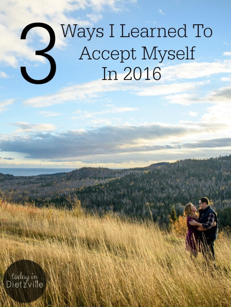 3 Ways I Learned To Accept Myself In 2016