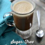 """Sugar-Free Dandy Blend Latte {with MCT Oil!} 