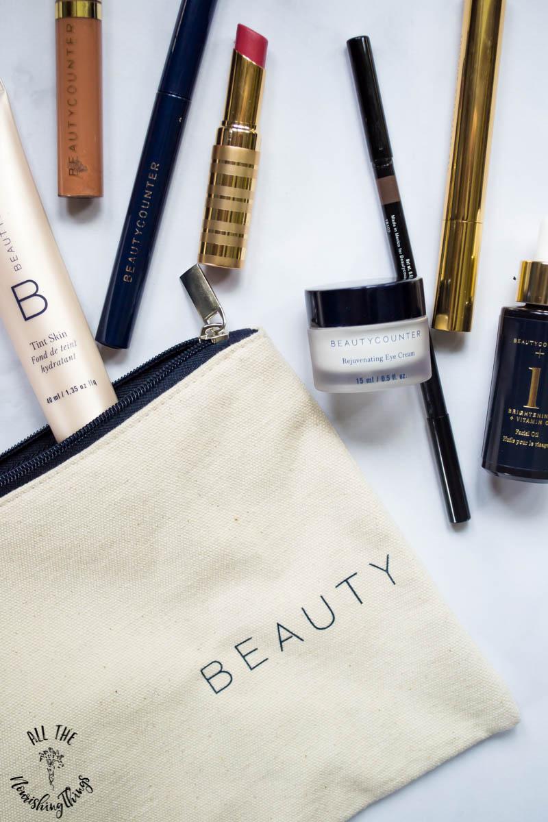 beautycounter makeup for minimalist skincare