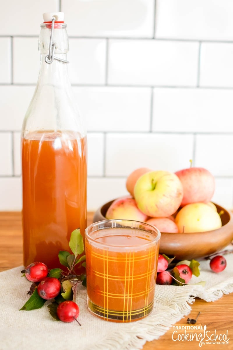 fermented apple cider for real food apple recipes