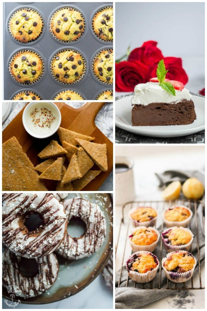 40+ Keto Baked Goods Made Without Almond Flour (cookies, brownies, breads, cakes, muffins, & more!)