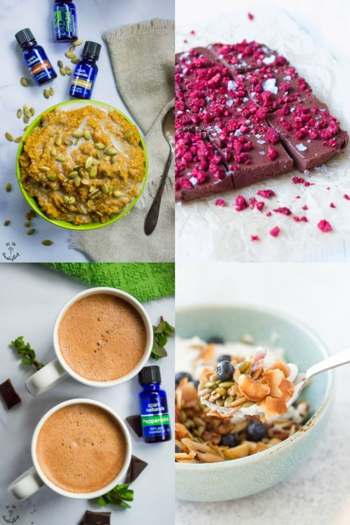 38 Gluten-Free, Paleo, & Keto Recipes with Essential Oils