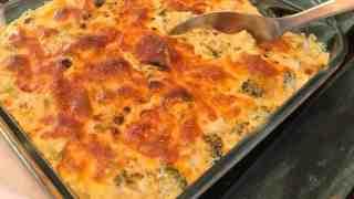 Easy Keto Cauliflower Mac And Cheese