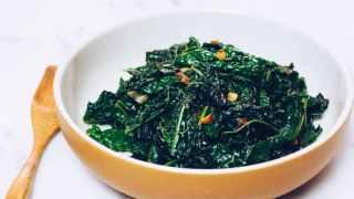 Paleo Sauteed Lacinato Kale Recipe (Whole30, Keto, Easy)