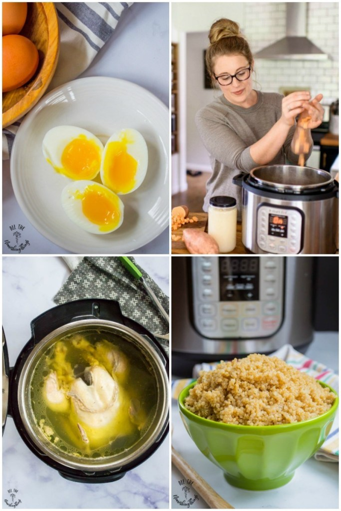 10 Easy Instant Pot Recipes for Beginners