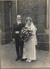 David and Elsie 1929