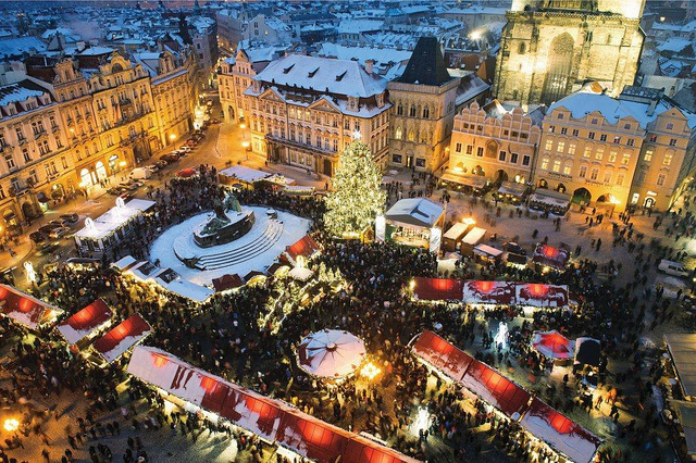 Which Country Hosts Striezelmarkt A Christmas Market Thats Been Held Since 1434.The 10 Best European Christmas Markets Alltherooms The