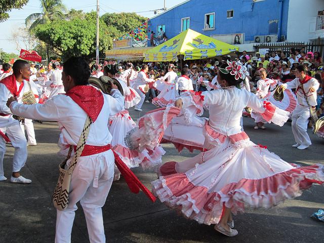 Barranquilla carnival 2017